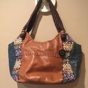 The Sak boho purse